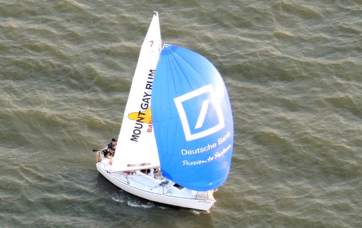 Deutsche Bank Spinnaker