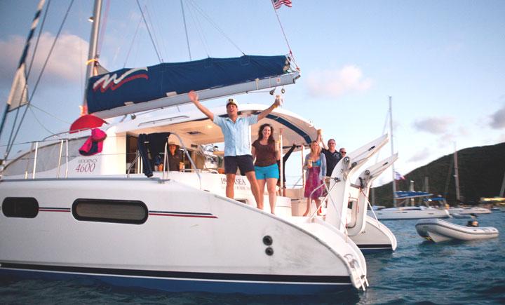 caribbean-catamaran