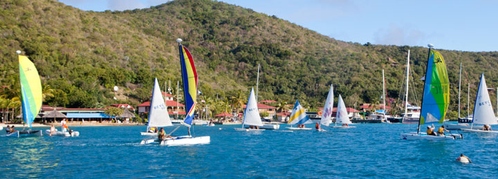 caribbean-dinghy-fleet